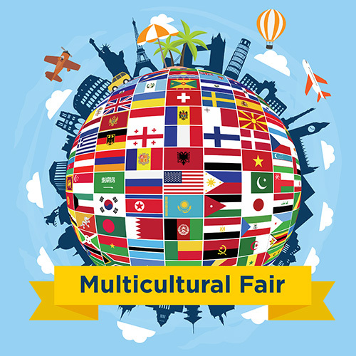 Save the Date: Multicultural Fair, Wednesday March 29